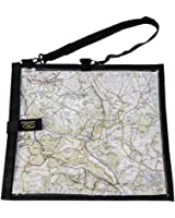 Highlander MAP004 Wanderer Waterproof Hiking Map Case Cover/ Neck Strap