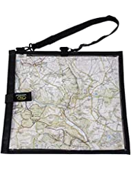 Highlander Wanderer Water Resistant PVC Coated Fabric Map Case