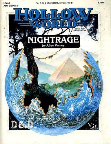 Hollow World Nightrage