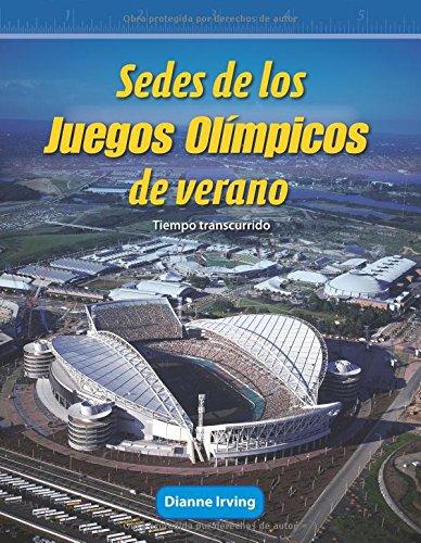 Sedes de Los Juegos Olimpicos de Verano (Hosting the Olympic Summer Games)...