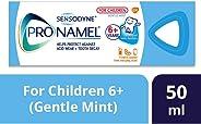 Sensodyne Pronamel Toothpaste for Children 6+ Years, 50ml