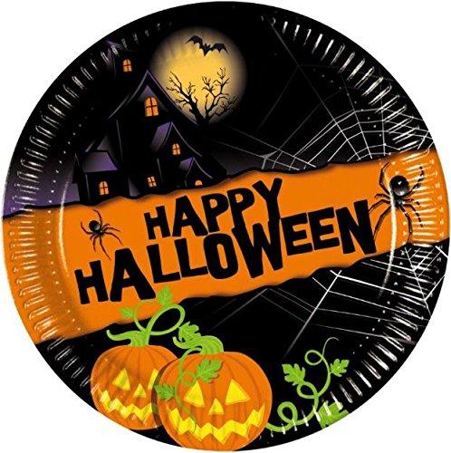9 Stück Muffinaufleger Muffinfoto Aufleger Foto Bild Halloween 8 rund ca. 6 cm *NEU*OVP*