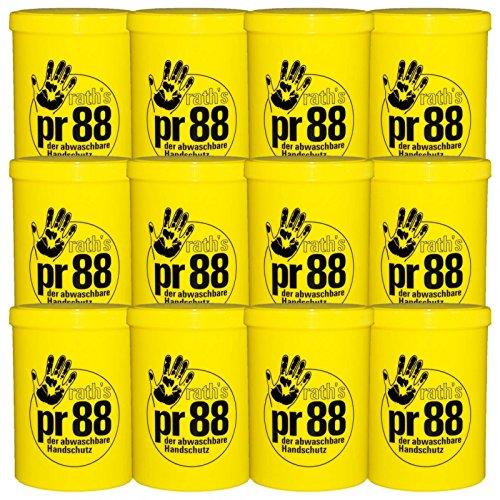 Rath Handschutzcreme pr 88 Paket - 12 Liter (12 x 1 Liter)