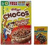 #5: Kellogg's Chocos Crunchy Bites, 390g with Free Motu Patlu Jigsaw Puzzle
