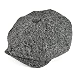 VOBOOM -  Basco scozzese  - Uomo grigio Grey
