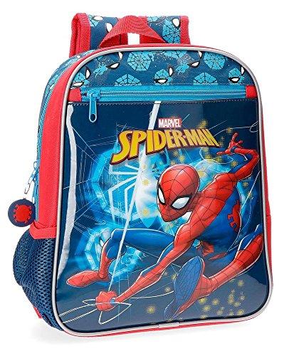 Marvel Spiderman Neo 4312161 Mochila Infantil, 28 cm, 6.44 litros