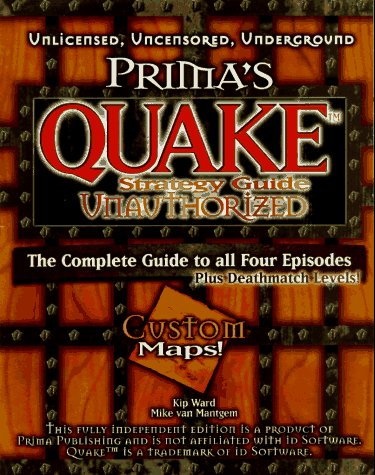 Quake Strategy Guide Unauthorized