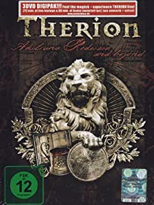 Therion - Adulruma Rediviva and Beyond [3 DVDs]