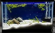 Foodie Puppies White Sugar Sand Gravel for Aquarium Decoration (2.5 Kg)