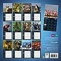BBC Planet Earth 2 Official 2018 Calendar - Square Wall Format Calendar