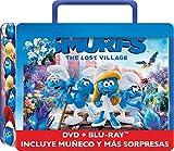 Los Pitufos: La Aldea Escondida (Edición Especial Combo Lunchbox) [Blu-ray]