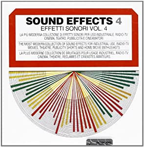 Effetti Sonori Vol.4 - Vari-Effetti Vol.4: Amazon.de: Musik