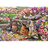 Gibsons Bath Time Jigsaw Puzzle 1000 Pieces