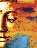 Faim Paintings Canvas Print Of Religious Art Budha Art - Frameless, 24x30 Inch best price on Amazon @ Rs. 799