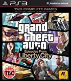 Grand Theft Auto: Episodes from Liberty City (PS3) [Edizione: Regno Unito]