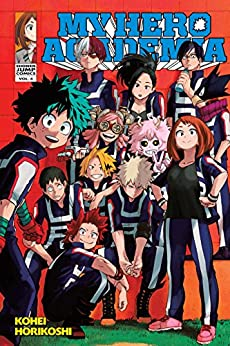 My Hero Academia, Vol. 4: The Boy Born with Everything by [Horikoshi, Kohei]