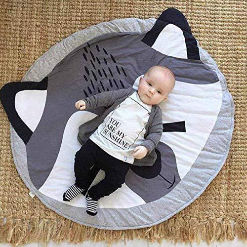 highouse Bunt Baby Süß Tiere Teppich, Kostüm Hase Fuchs Bedruckt rutschfest Teppich, Lustig Wohnzimmer Schlafzimmer - - Süße Tier Kostüm Für Babies