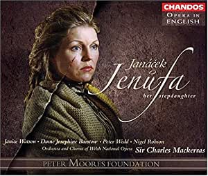 Janácek: Jenufa Her Stepdaughter