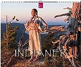 INDIANER: Original Stürtz-Kalender 2018 - Großformat-Kalender 60 x 48 cm -