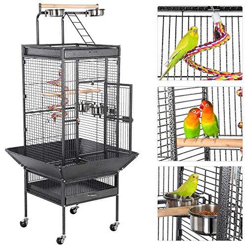 Yaheetech Bird Breeding Cage Pet...