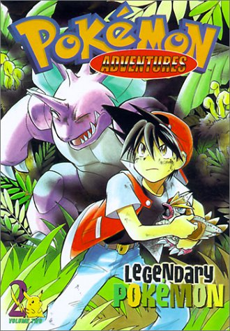 Pokemon Adventures: Volume 2, Legendary Pokemon (Pokemon Adventures (Viz Tb))