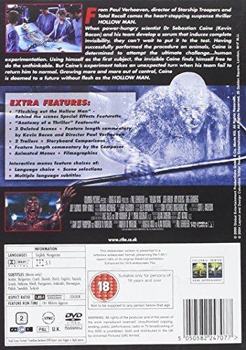 Hollow Man  DVD