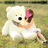 XXL Teddy weiß 160cm
