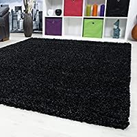 Small - Extra Large Size Thick Modern Plain Non Shed Soft Shaggy Rug Rec & Round Weight Appr. 2600 Gr Deept 50 Mm Living Room Shaggy Rugs Suitable For Underfloor Heating Flokati Rugs from AYYILDIZ