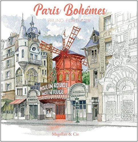 Descargar Libro Paris Bohemes de Bruno Fortuner