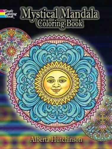 Mystical Mandala Coloring Book (Dover Design Coloring Books)