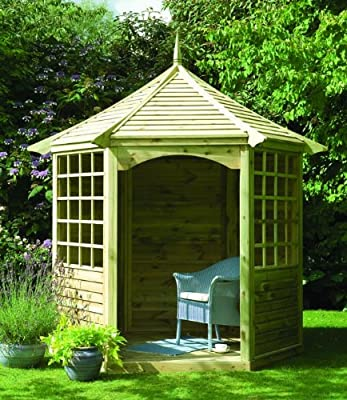 Timber Arden Gazebo OGD052