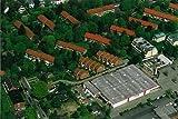 MF Matthias Friedel - Luftbildfotografie Luftbild von Am Lehmberg in Hamburg (Hamburg), aufgenommen am 09.05.02 um 13:17 Uhr, Bildnummer: 1810-02, Auflösung: 3000x2000px = 6MP - Fotoabzug 50x75cm