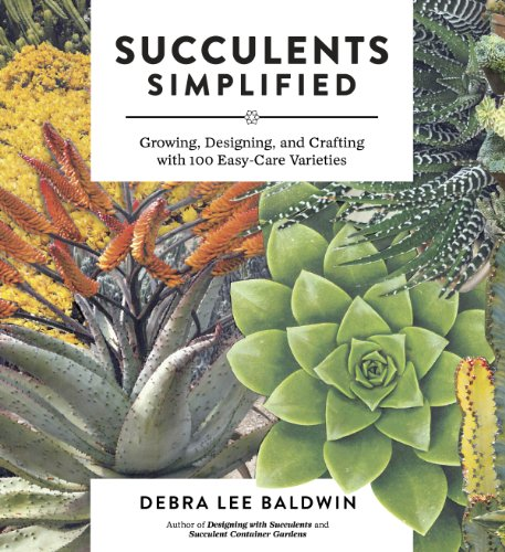 Succulents Simplified: Growing, Designing and Crafting with 100 Easy-Care Varieties
