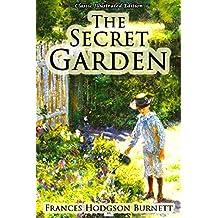 The Secret Garden - Classic Illustrated Edition (English Edition)