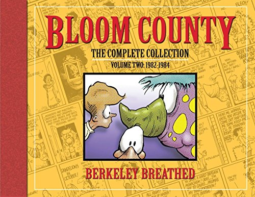 Bloom County: The Complete Library Volume 2 -