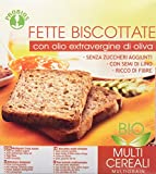 Probios Fette Biscottate Multicerali Bio - Con Olio Extravergine di Oliva - 270 g