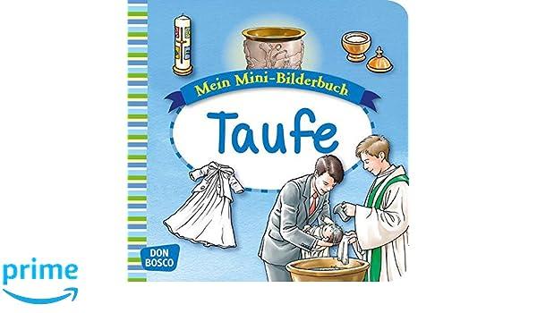 Mein Mini Bilderbuch Taufe Mini Bilderbuch Glaubenswelt