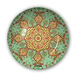 #6: Kolorobia Ornate Mughal Decorative Plate 8 inches
