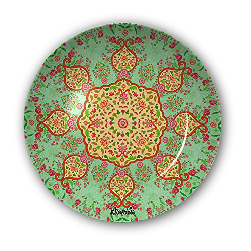 Kolorobia Mughal Art Decorative Plate