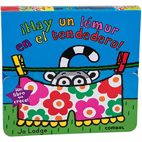 ¡Hay un lémur en el tendedero! (Iun Libros Que Crecen!)