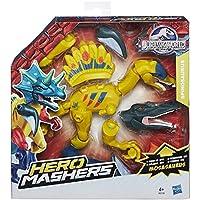 Hasbro b1197eu4–Jurassic World Hero mashers Deluxe Dinosaures–Assortiment