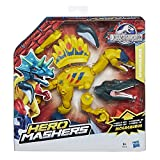 Hasbro B1197EU4 - Jurassic World Hero Mashers Deluxe Dinos - Sortiment