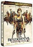 Resident Evil : Chapitre final [Blu-ray 3D + Blu-ray] [Blu-ray 3D +...