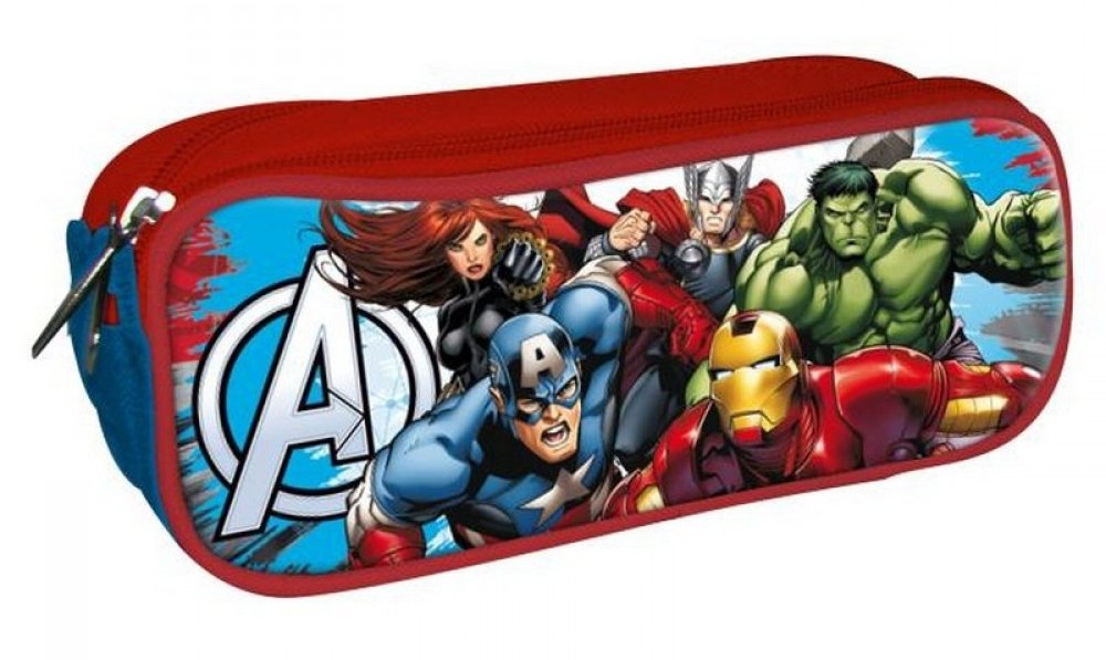 Disney – Avengers – Neceser Doble Cierre, as9938, 85 x 225 x 70 mm