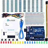Elegoo UNO Project Basic Starter Kit with Tutorial and UNO...