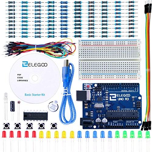 Conjunto Básico de Iniciación a Arduino