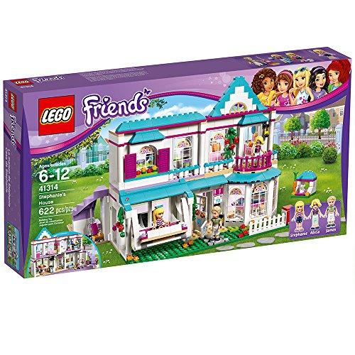 LEGO 41314 Stephanie's House Set