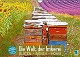 Die Welt der Imkerei: Blüten, Bienen, Honig (Wandkalender 2017 DIN A4 quer): Honig: Essbares Gold (Monatskalender, 14 Seiten) (CALVENDO Wissen)