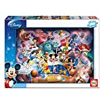 Educa 15190 El sueño de Mickey - Puzzle ...