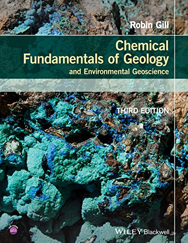 Chemical Fundamentals of Geology and Environmental Geoscience (Wiley Desktop Editions) por Robin Gill